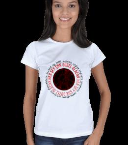 fulyanin - İstanbul Kadın Tişört