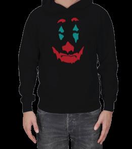 Cactus Shop - Joker Tasarım Erkek Kapşonlu