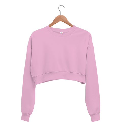 Tisho - Kadın Crop Sweatshirt