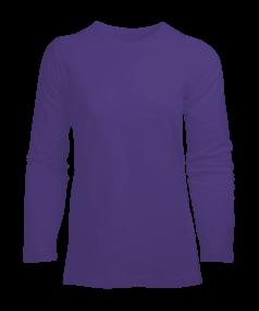 Tisho - Kadın Uzun Kol Tişört