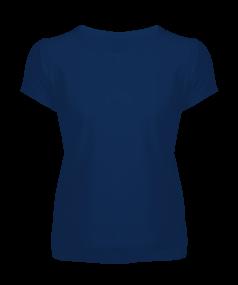 Kadın V Yaka Tişört
