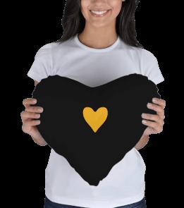 MeizDesign - Kalpli kalp yastık Kalp Yastık