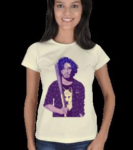 Dreamland Universe - Kit Harington Kadın Tişört