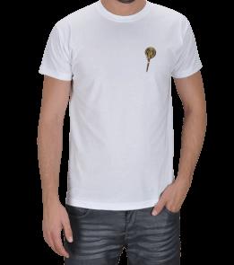 AydınShop - Kralın Eli Altın- Game of Thrones Erkek Tişört
