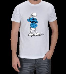 nnshpldesign - KUDUZ ŞİRİN Erkek Tişört