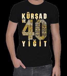 Göktürkler - Kür Şad ve 40 Yiğit Erkek Spor Kesim