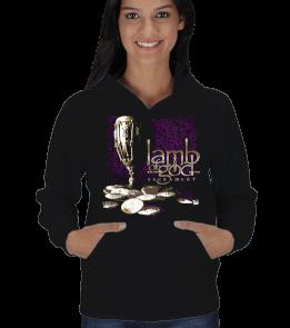 mk1500 Shop Tişört 5 - Lamb Of God Kadın Kapşonlu