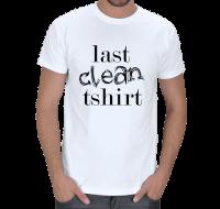Flawless - Last Clean Tshirt Erkek Tişört