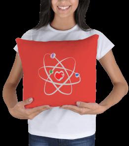 BilimNeGuzelLan - Logo - 2 Kare Yastık