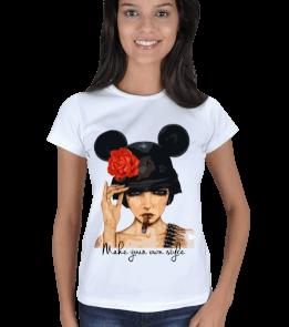 genç tasarım - make your own style Kadın Tişört