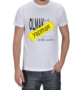 keyifalsan - Maker Erkek Tişört