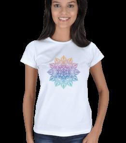 odabuda - Mandala Kadın Tişört