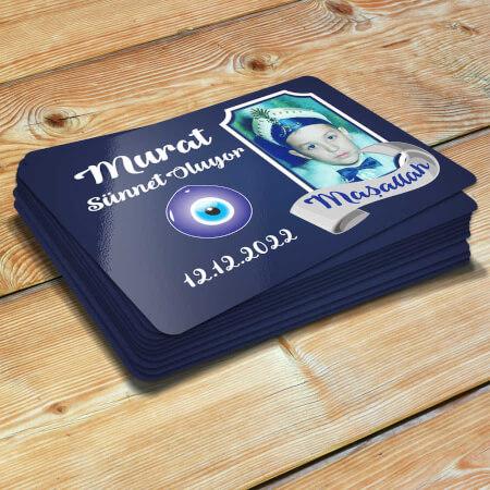 Tisho - Mavi Maşallah Sünnet Magneti