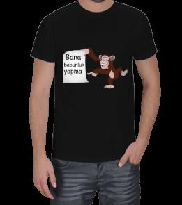 YasONline - Maymun T-shirt Erkek Tişört