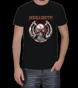 metalkafa1500 - Megadeth Erkek Tişört