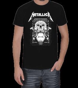 metalkafa1500 - Metallica Erkek Tişört