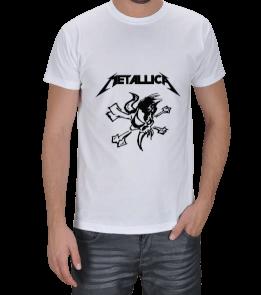 pabces - Metallica Erkek Tişört