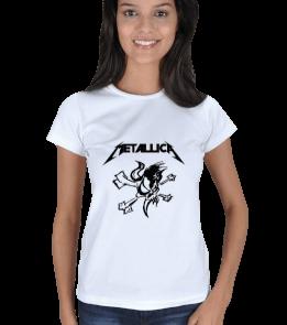 pabces - Metallica Kadın Tişört