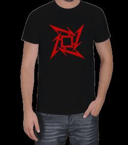 X SHIRT - Metallica M4 Erkek Tişört