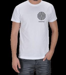 blacksheep - minimal yazılı tişört Erkek Tişört