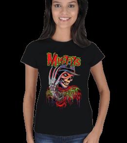 Kuzgunun Dünyası - Misfits Kadın Tişört