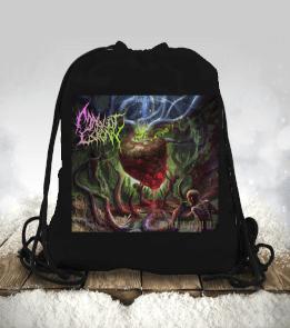 HayAksiŞeytan - Moggot Colony Büzgülü spor çanta