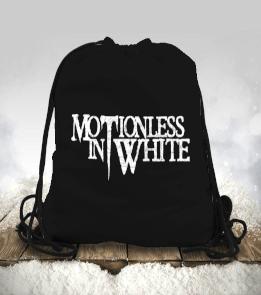 mk1500spor - Motionless in White Büzgülü spor çanta