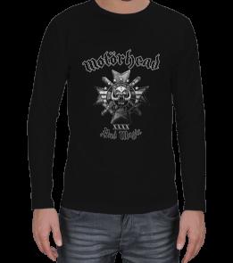 mk1500 Shop Tişört 5 - Motörhead Erkek Uzun Kol