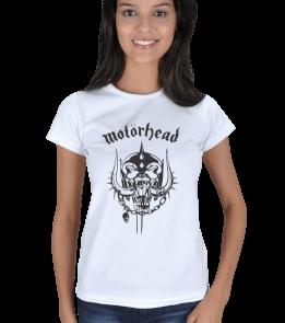 Kuzgunun Dünyası - Motörhead Kadın Tişört