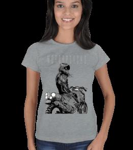 Kuzgunun Dünyası - MOTORPSYCHO Kadın Tişört