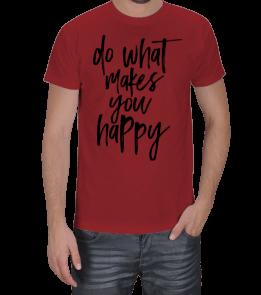 xRed-Time - Mutluluk Erkek Tişört