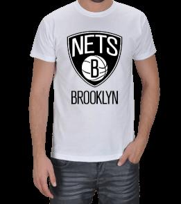 EBLL TV - Basketbol Kültürü - Nets Erkek Tişört