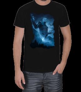 Doğaanadolu - Night King attack Wall Erkek Tişört