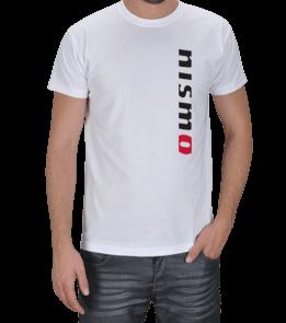 Dört Bijon - Nismo Logolu Erkek Tişört