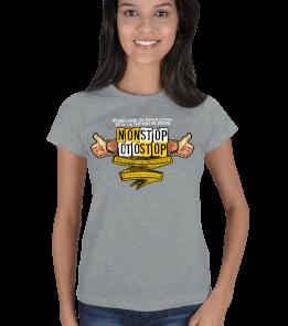 Nonstop Otostop - Nonstop Otostop LG-K Kadın Tişört