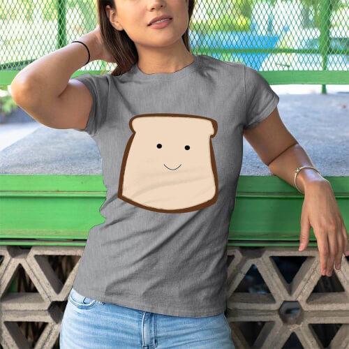 Nutella Kadın Tişört - Tekli Kombin - Thumbnail
