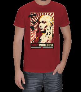 Dreamland Universe - Obey Khaleesi Erkek Tişört