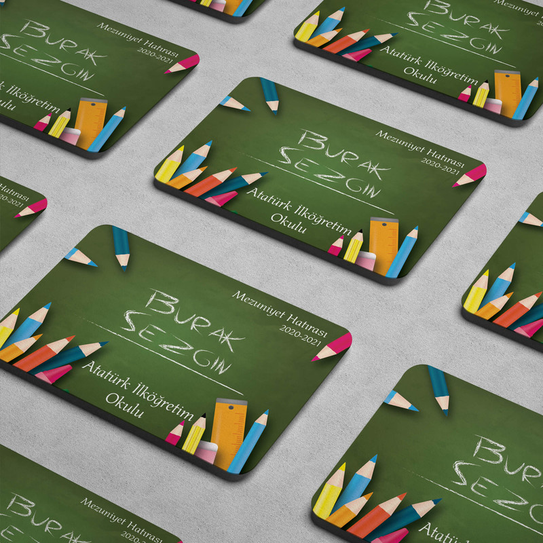 Okul Hatıra Magnetleri - Thumbnail