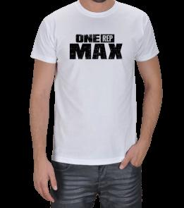 Powerlifting Tişörtleri - One Rep Max Erkek Tişört