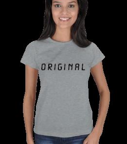KutuKutuParti - Orjinal Kadın Tişört
