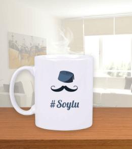 OsmanlıSoylusu - OsmanlıSoylusu Soylu Kupa/Fincan Beyaz Kupa Bardak