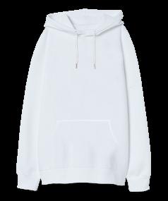 Tisho - Oversize Unisex Kapüşonlu Sweatshirt