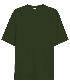 Oversize Unisex Tişört