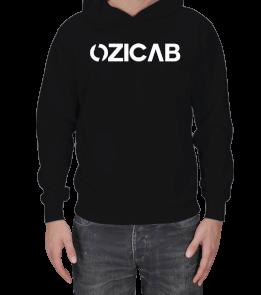 Ozicab Logolu Erkek Kapşonlu