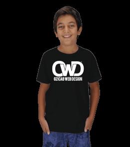 Ozicab Web Design Logolu Çocuk Unisex