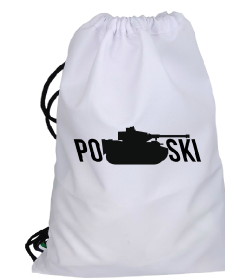 Enes Güldalı - Panzer Podolski Büzgülü spor çanta