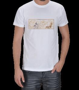 Sısso - Pati sepia Erkek Tişört