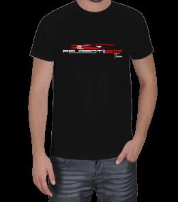 xtune - Peugeot 207 Team Erkek Tişört