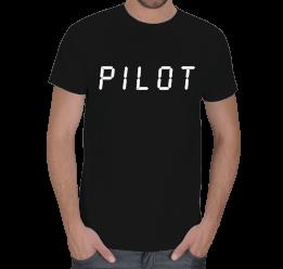 Aviation - Pilot Erkek Tişört