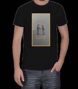 Cactus Shop - Pink Floyd Erkek Tişört
